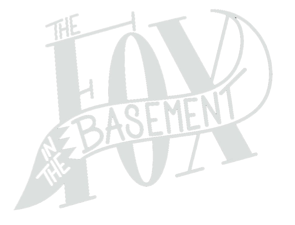 THE FOX IN THE BASEMENT Logo